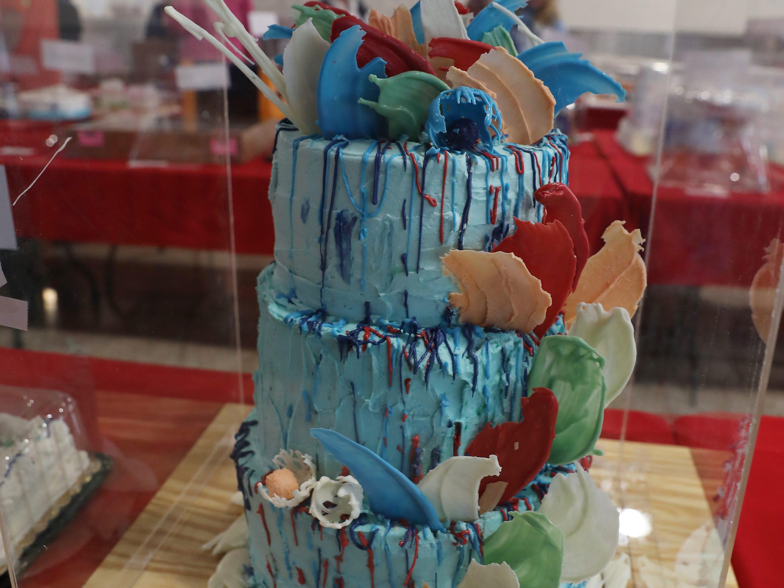 4:00 P.M. Thursday cake 163 Christy Buck Realtor