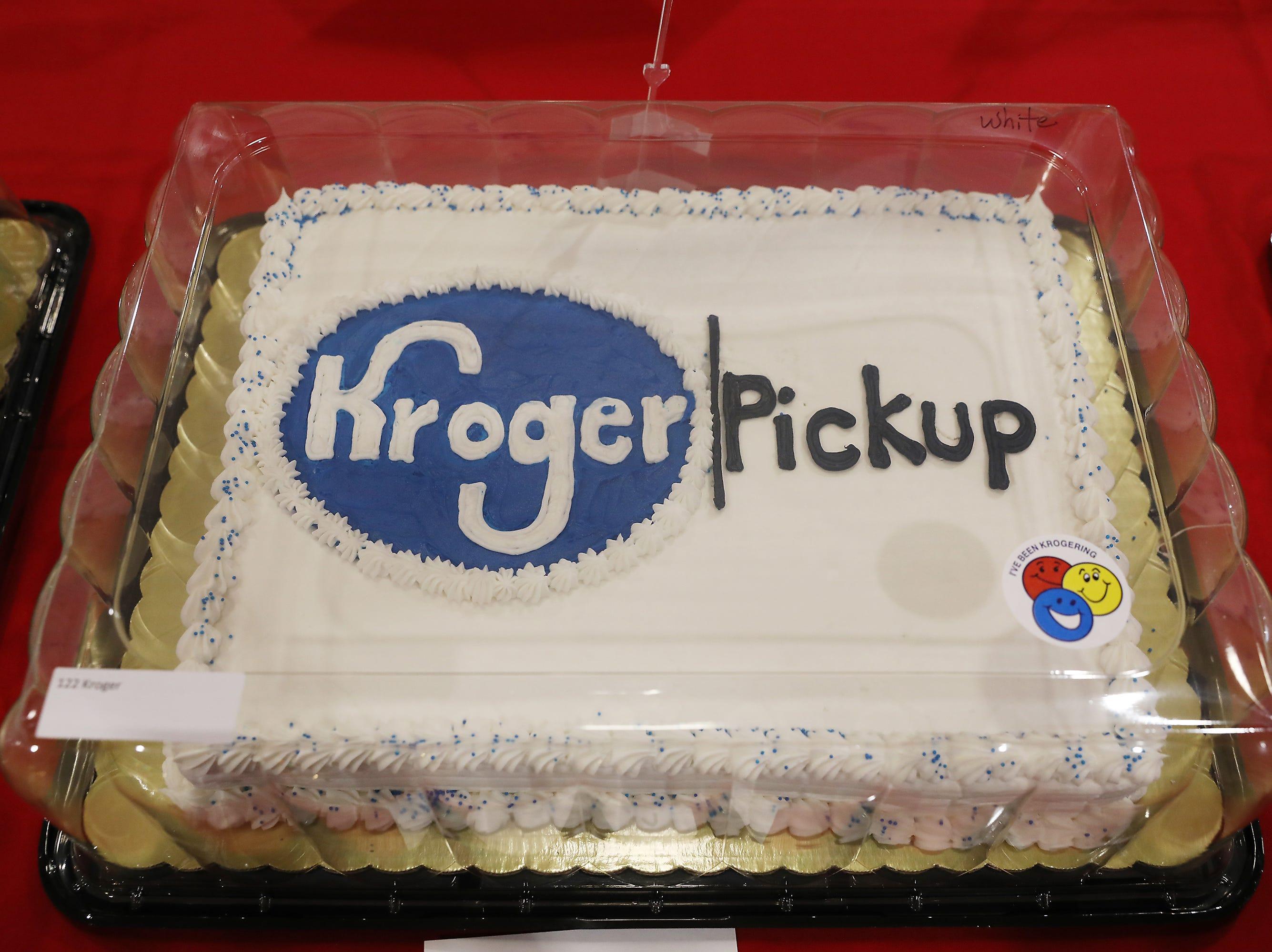 2:15 P.M. Thursday cake 122 Kroger