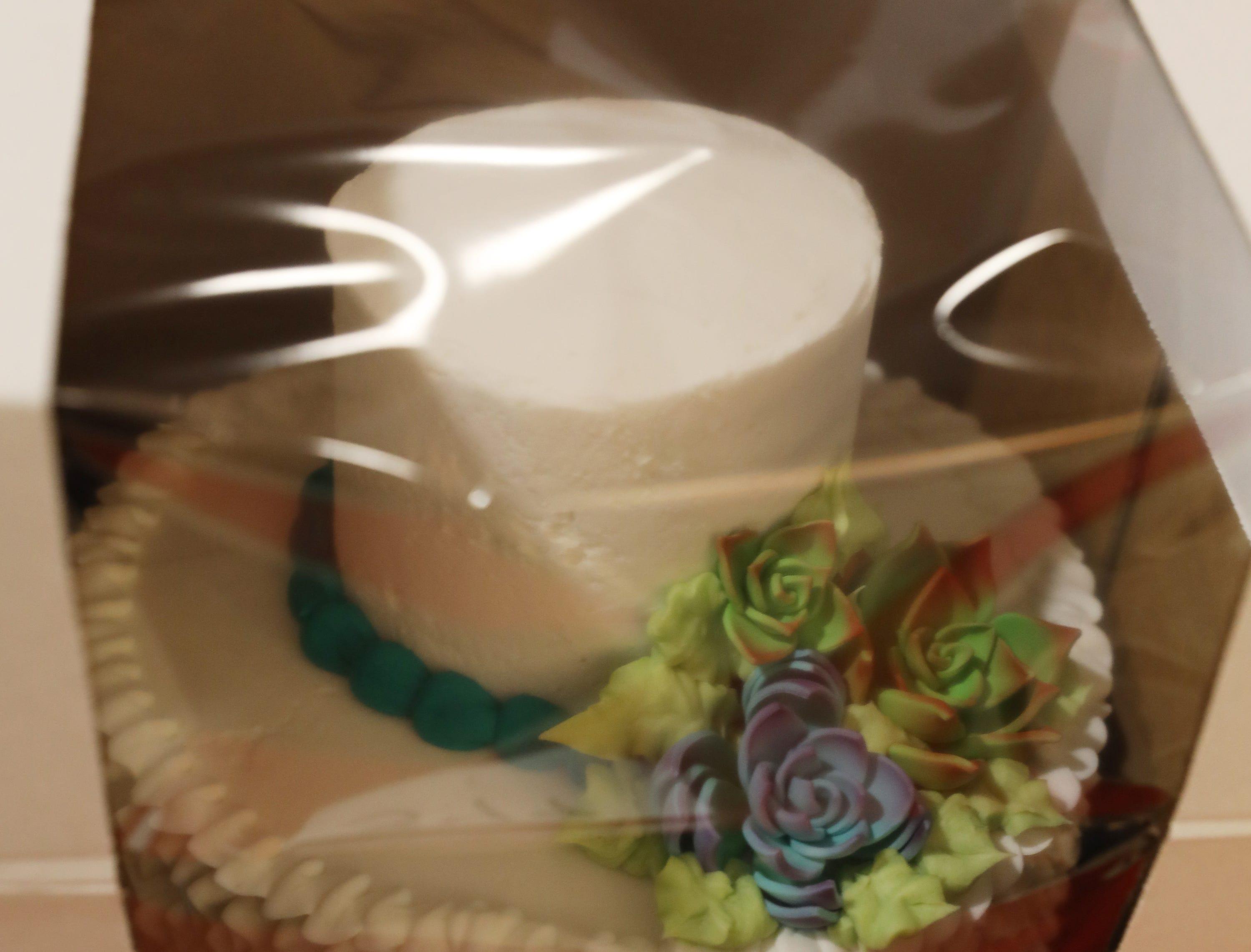 5:15 P.M. Friday cake 399 Kim Hosler Carr Center director - Eufy Boost IQ RoboVac slim design; $230