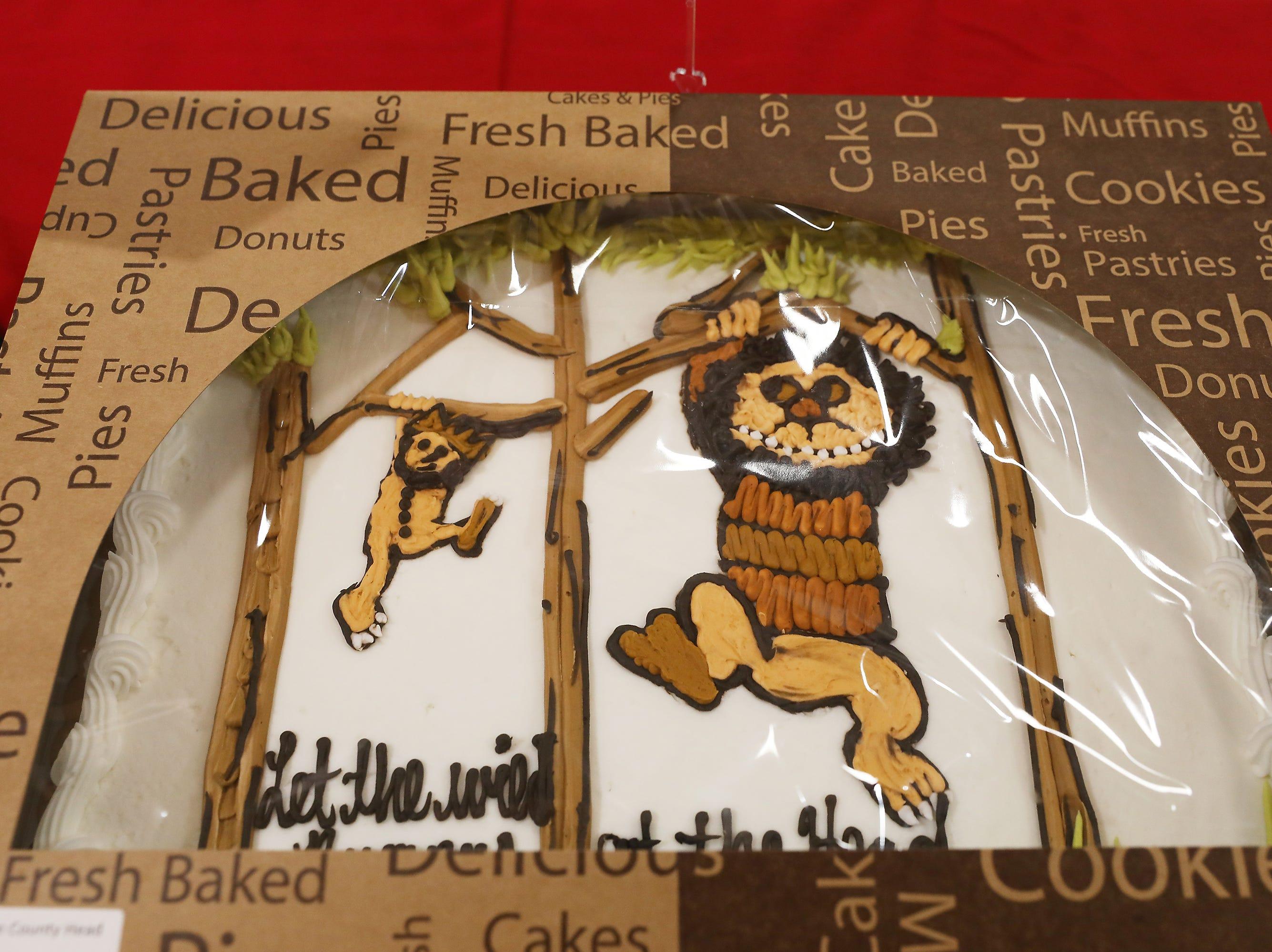 8:45 A.M. Friday cake 225 Muskingum County Head Start - children's books, items; $50