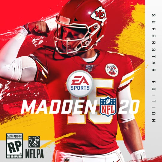 Madden NFL 20: Patrick Mahomes announced for video games cover