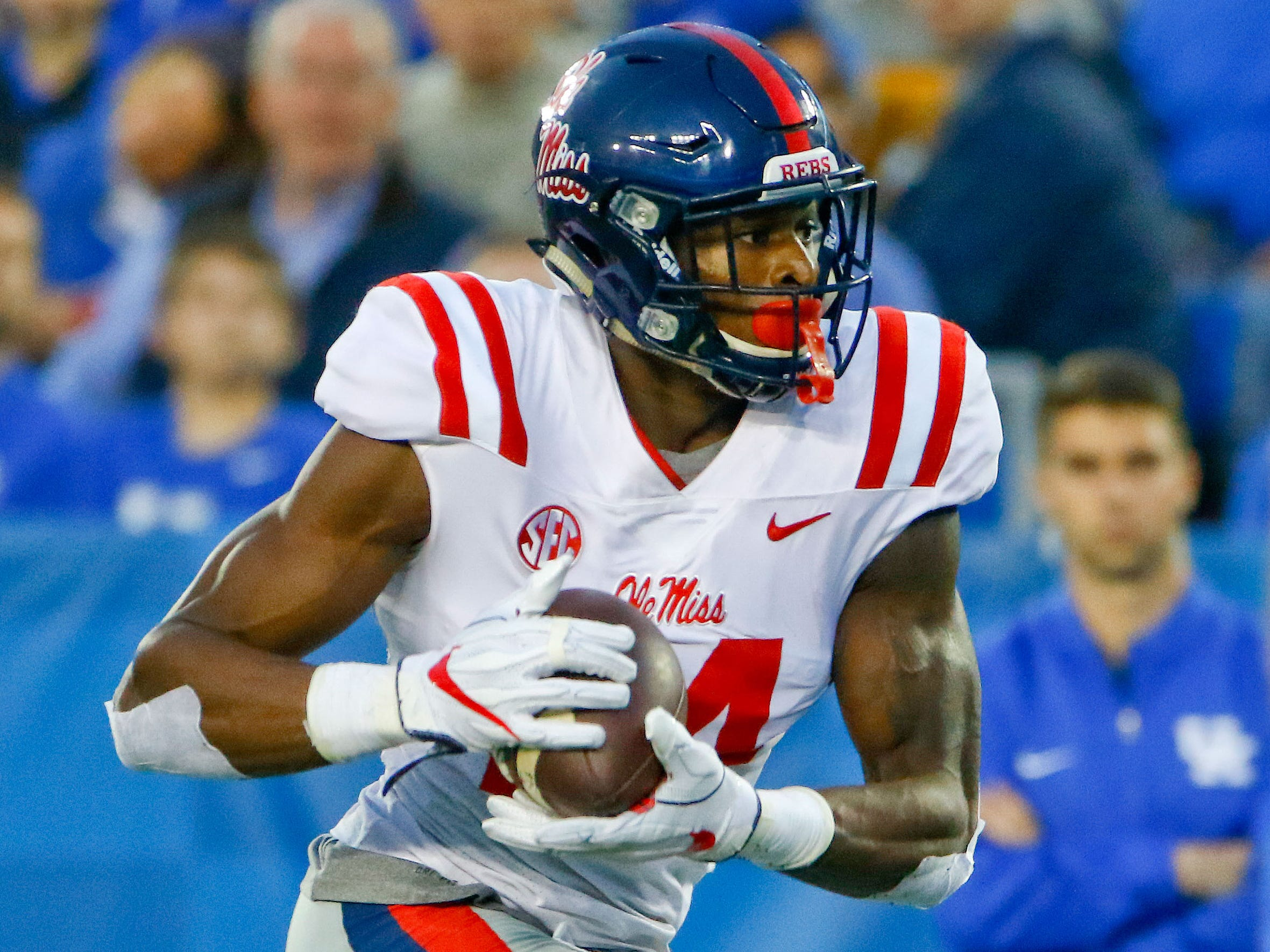 29. Seahawks (from Chiefs) — D.K. Metcalf, WR, Ole Miss