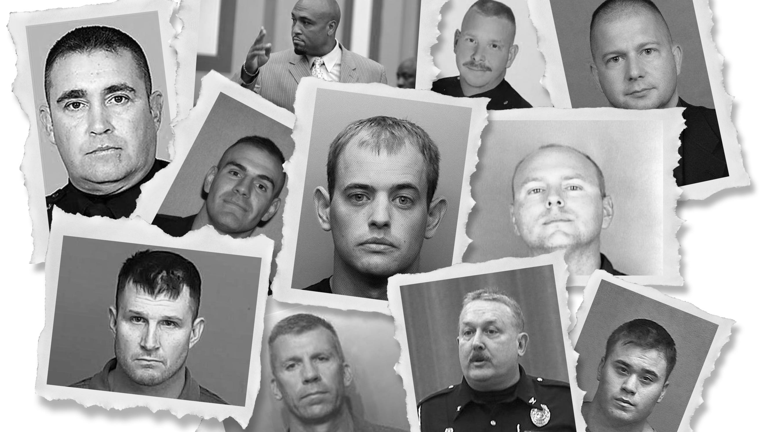Police misconduct: Discipline records for thousands of cops