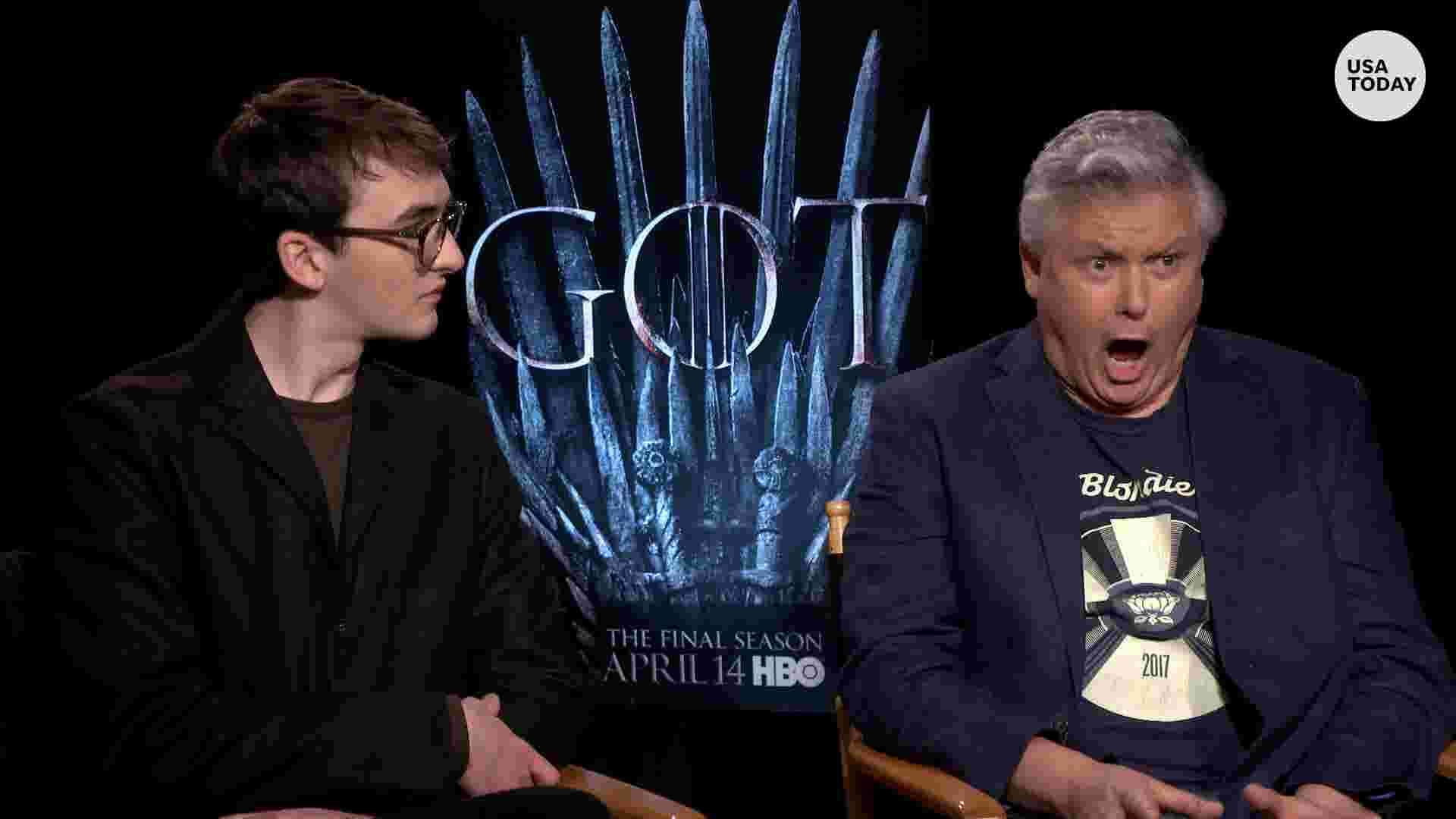 'Game of Thrones' stars dish on show's most shocking twists