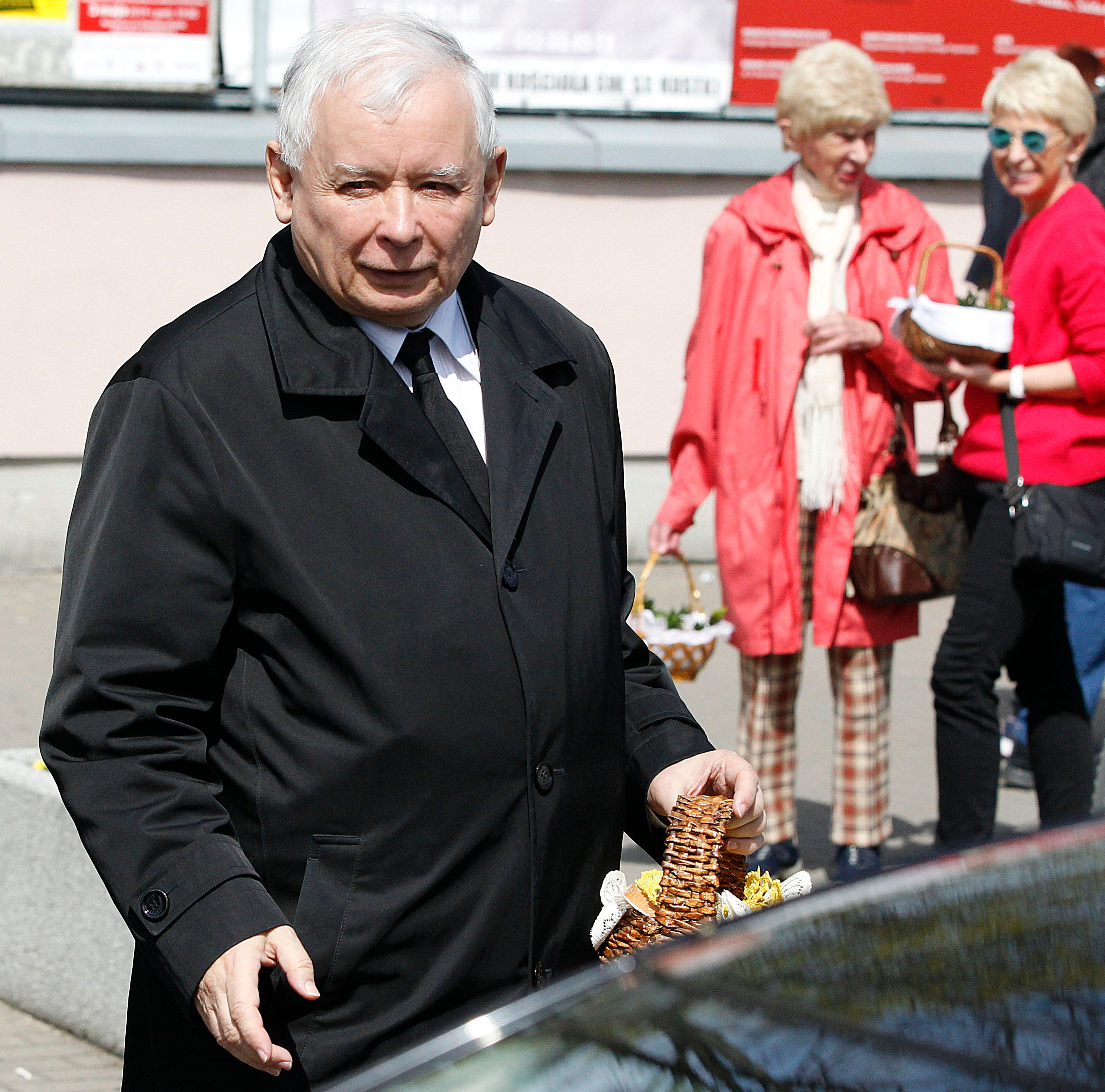 LGBT rights movement a threat to Poland, says conservative party chief Jaroslaw Kaczynski