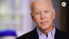 """Joe Biden says, """"If we give Donald Trump eight years in the White House, he will forever and fundamentally alter the character of this nation."""""""