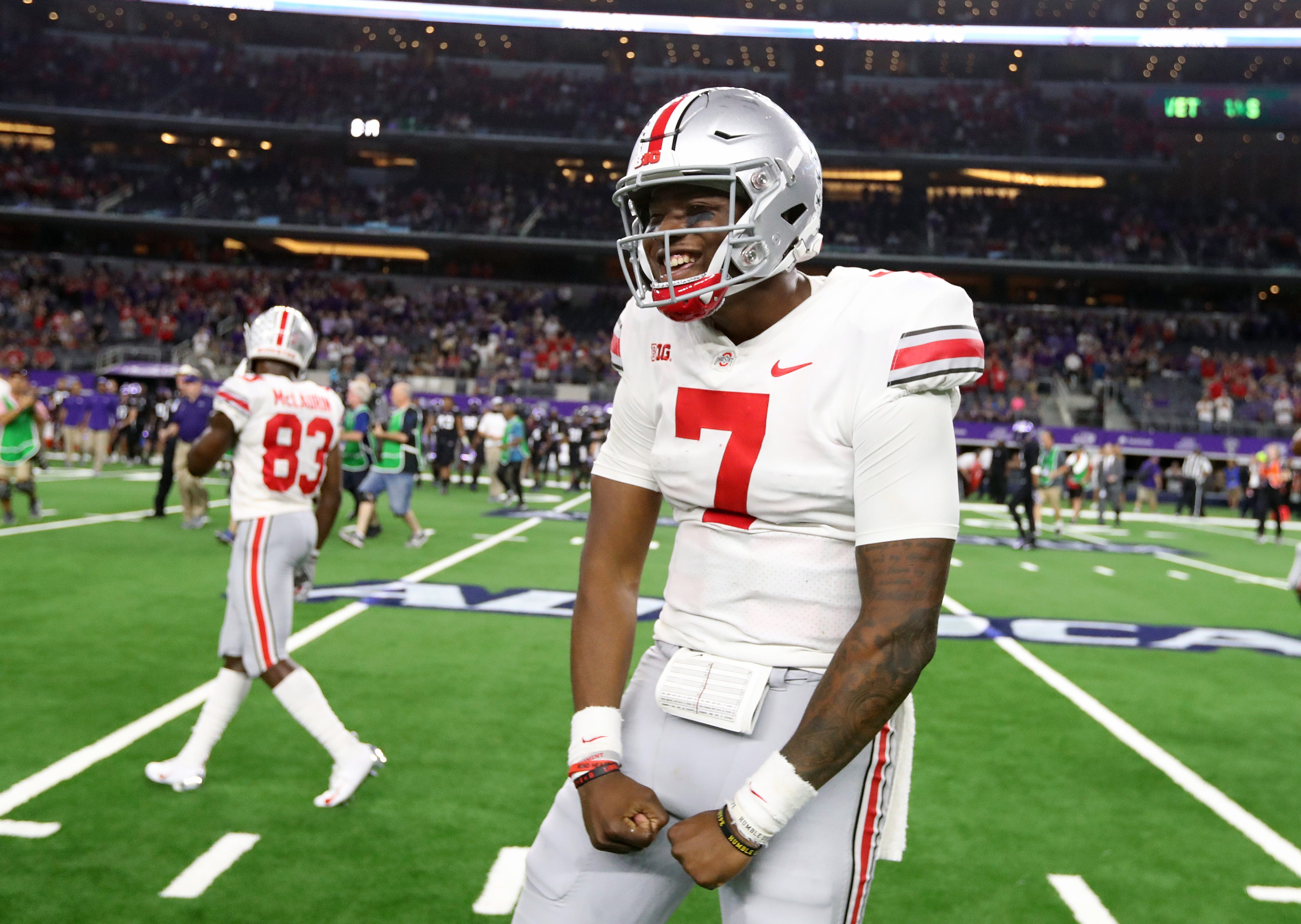 Redskins pick QB Dwayne Haskins in first round of NFL draft amid uncertainty