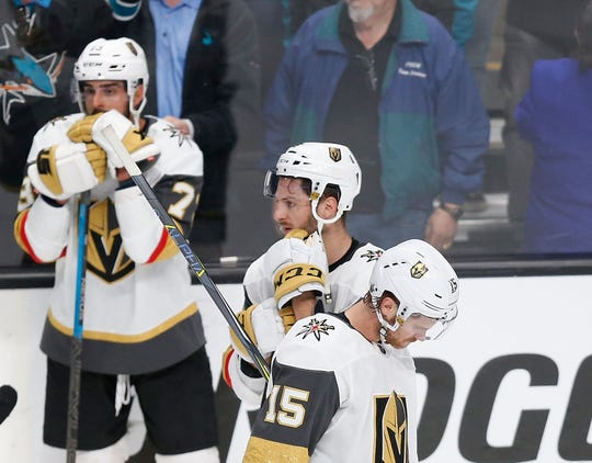 12ede3fe625 Golden Knights owner says NHL executive apologized for Game 7 penalty