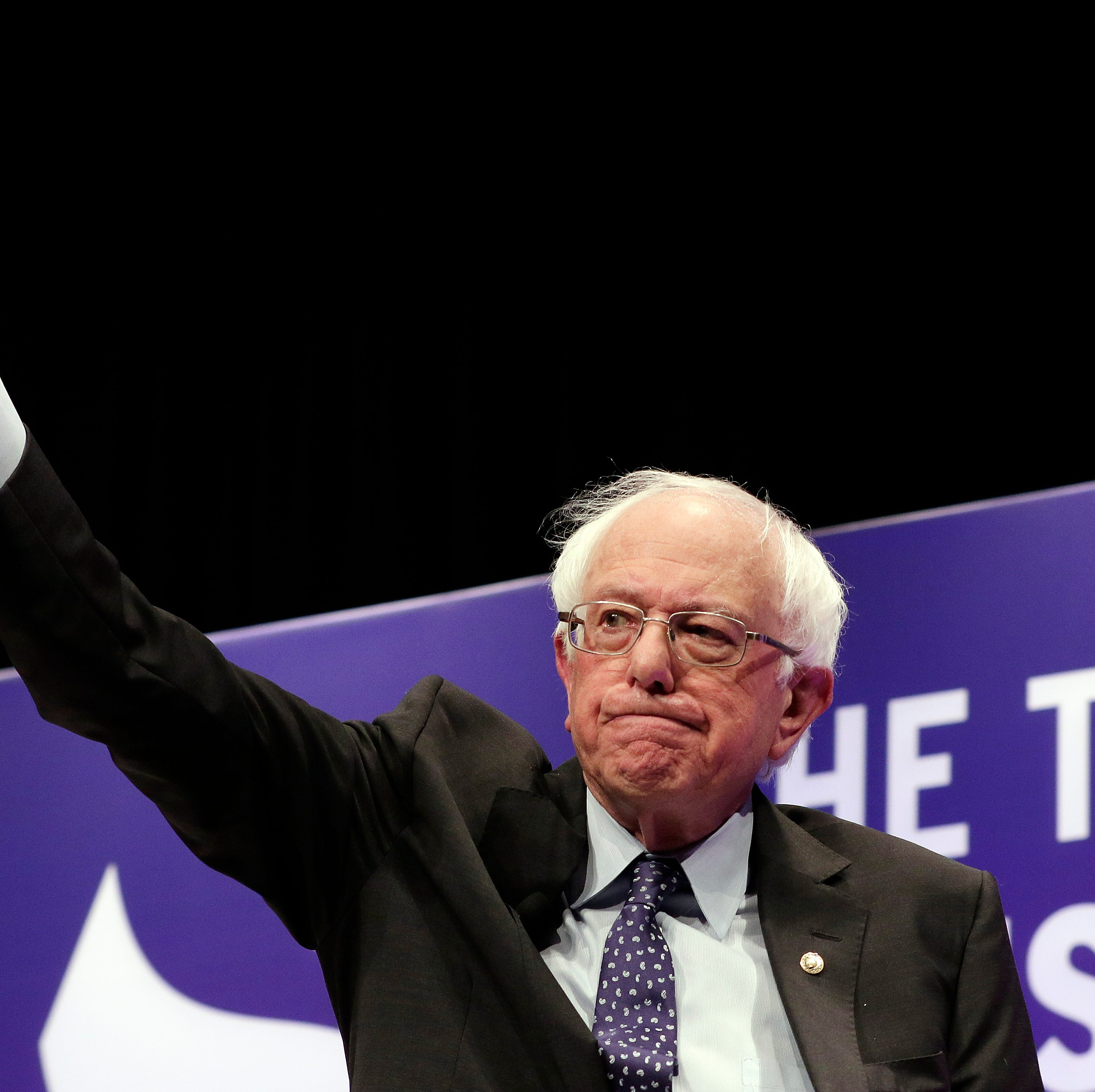 Heckled at forum, Bernie Sanders still trying to refine message to black voters