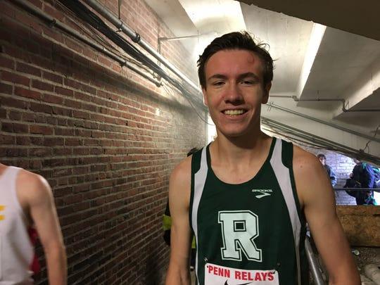 Ridge's Ryan Lindrud
