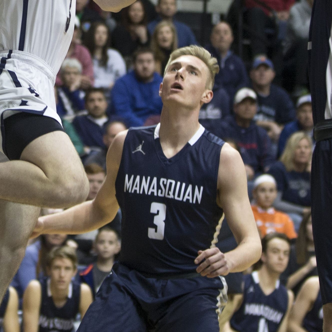 Can Manasquan's Brad McCabe play Division I basketball? We're about to find out