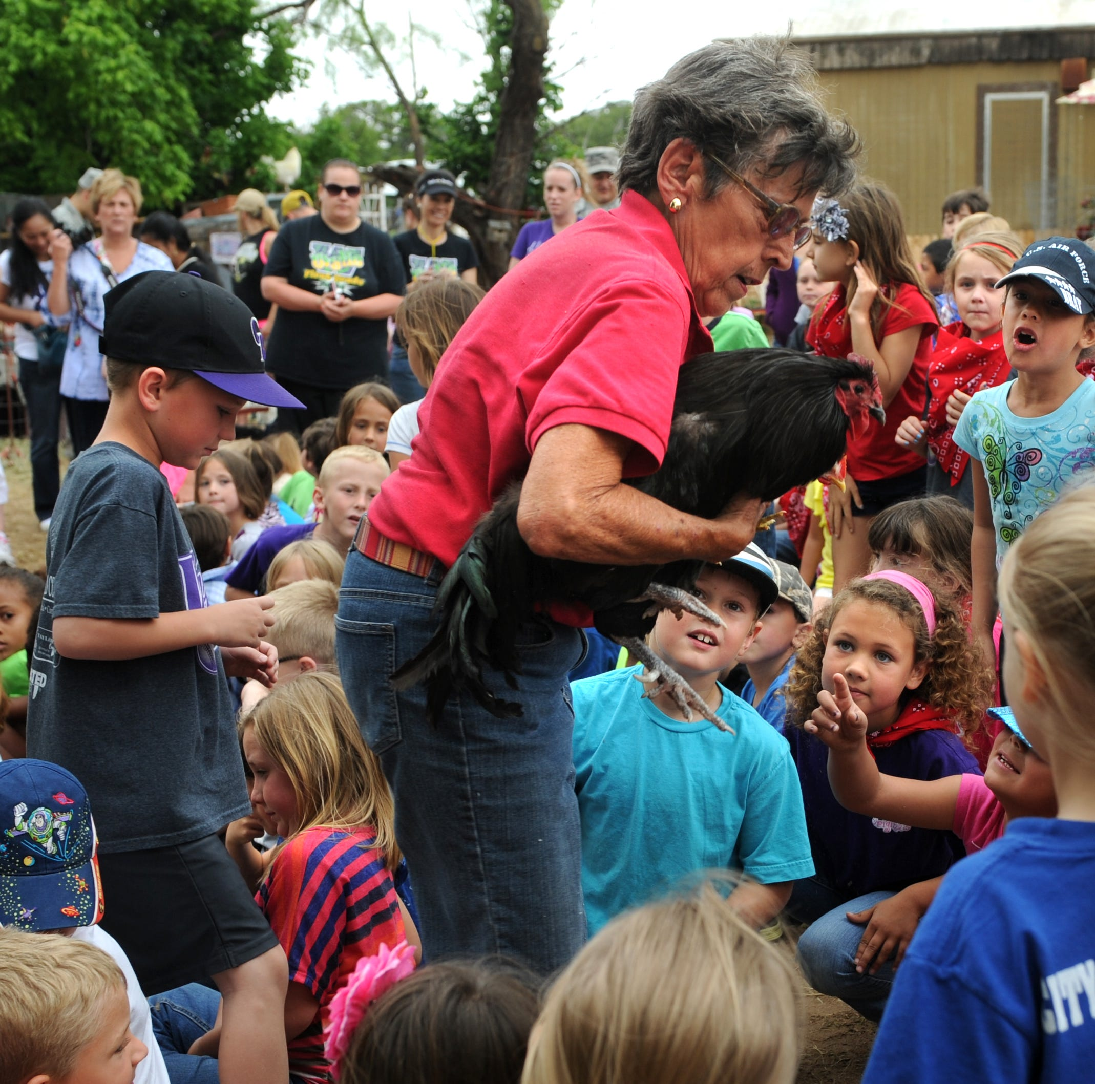 Brenda May shared love of critters with kids in, around Abilene