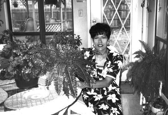 Garden Club Brenda May.