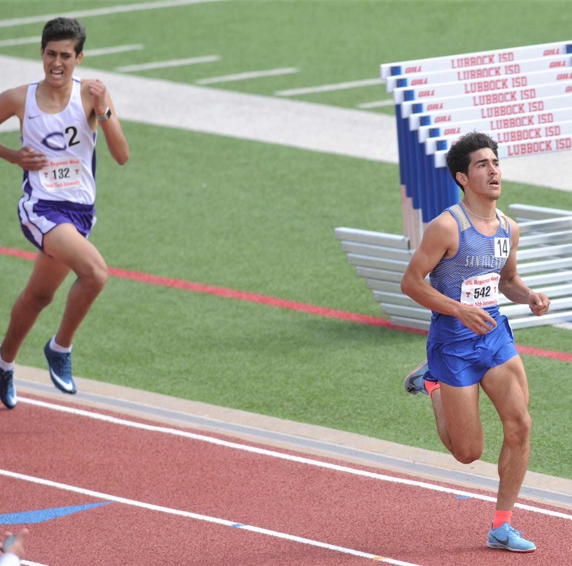 El Paso high school track and field: Several athletes earn trip to UIL state meet