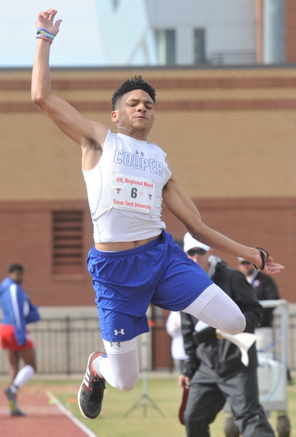 UIL Regional Track Results 2019