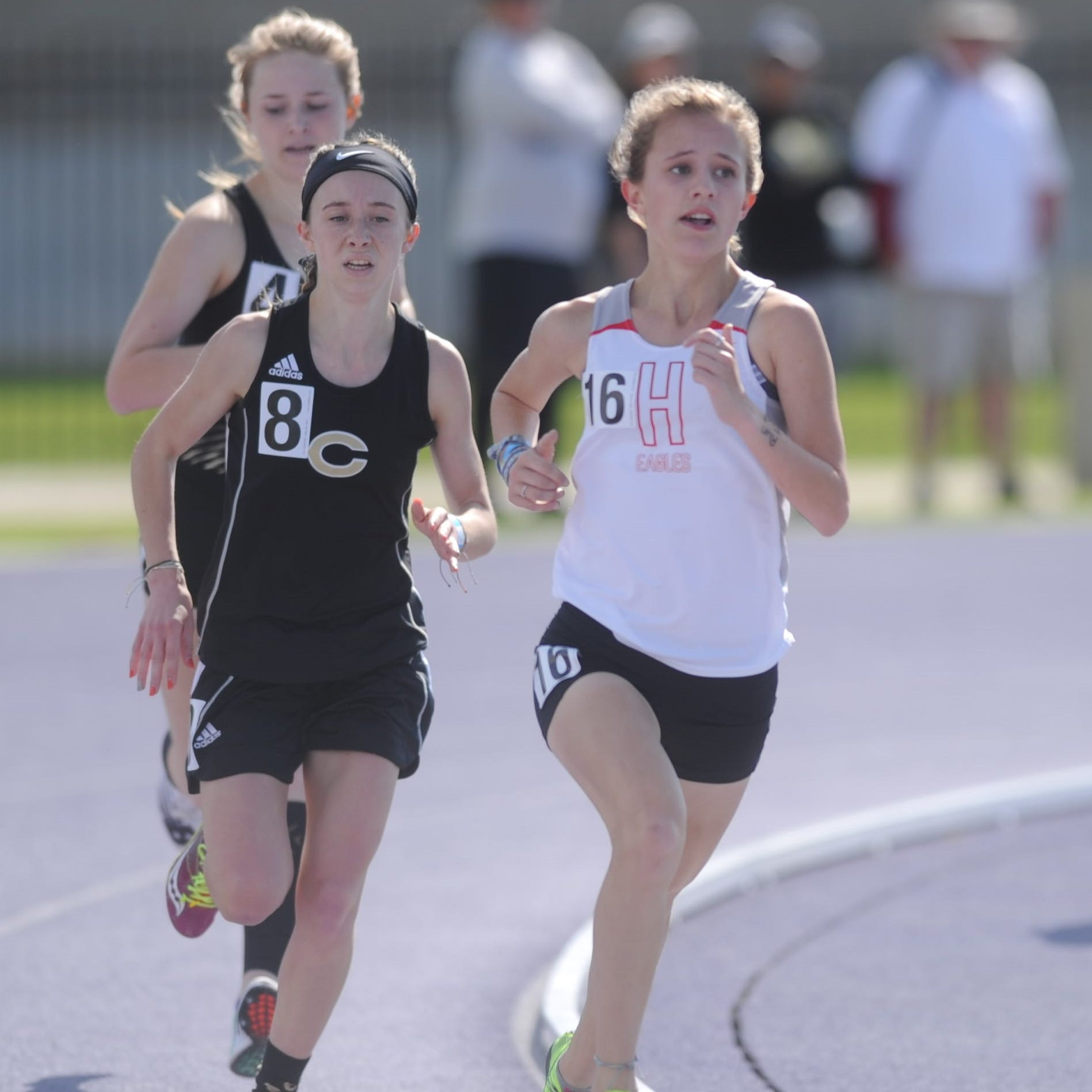 Region I-3A track: Clyde's Smith to return to state meet; Breck's Campbell wins pole vault