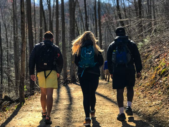 New to hiking? Buncombe County Recreation Services is hosting a series of free guided hikes this spring and summer.