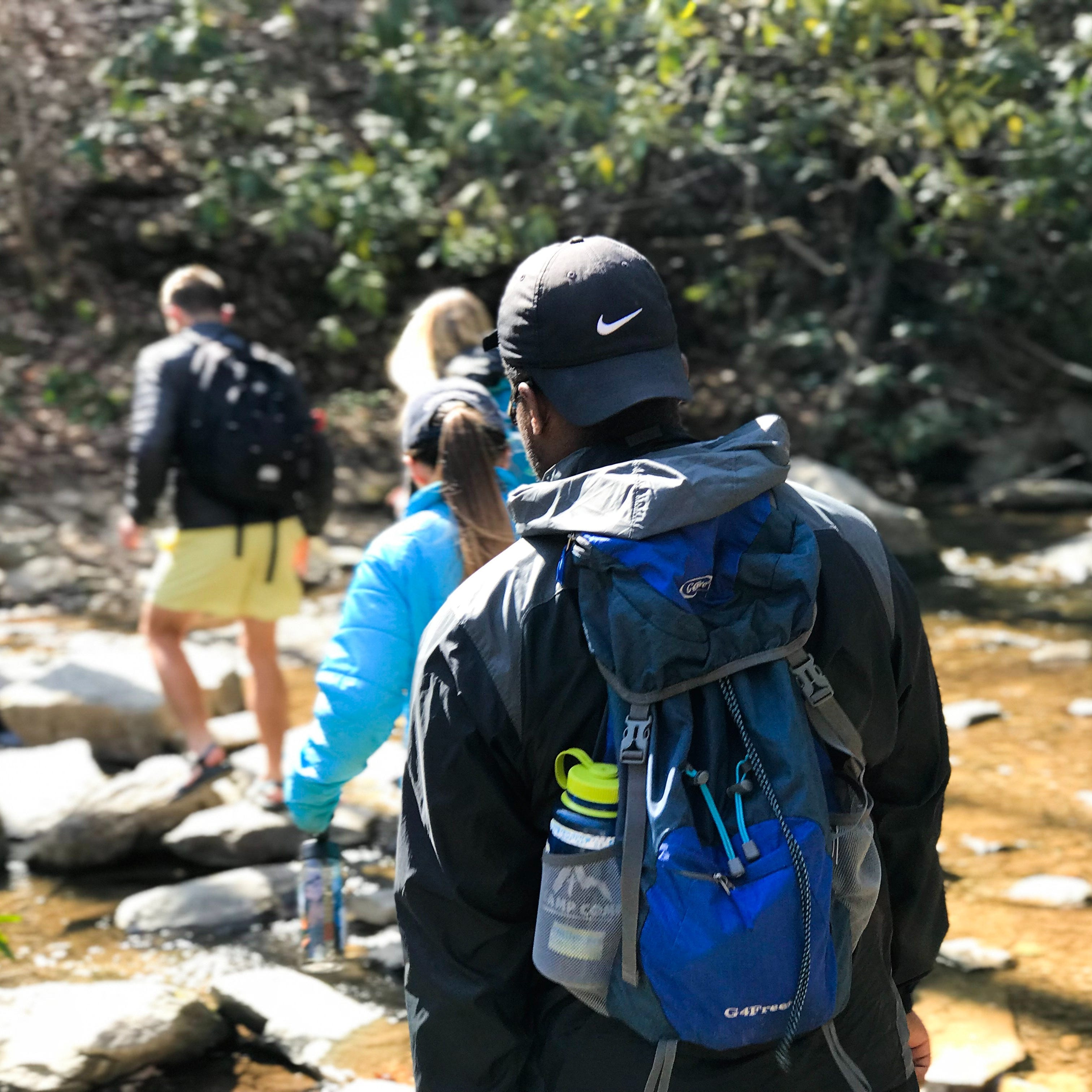 Want to hike? Not sure where or how? Buncombe County Recreation can help