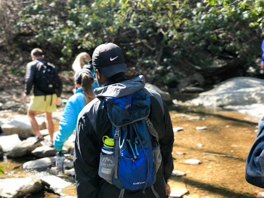 Buncombe County Recreation Services is hosting a free Hiking Sampler Series this spring and summer.