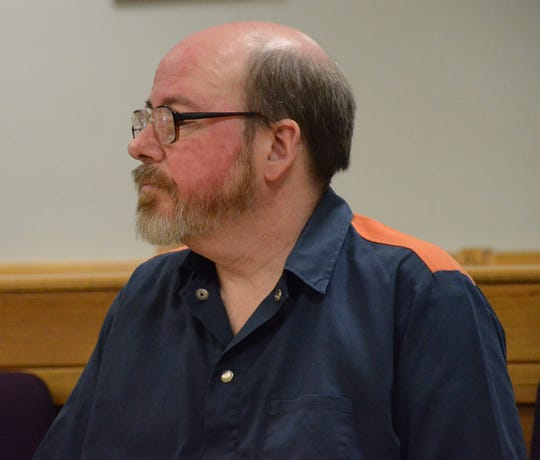 Alan Little in court Friday.