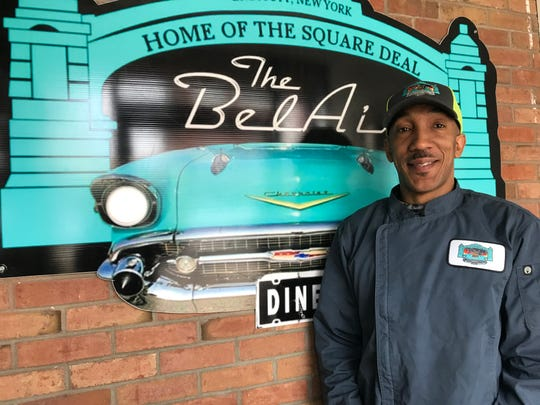 Kevin Woodard, also known as Chef DeMarcus, is the owner of The BelAir BBQ Diner in Endicott.
