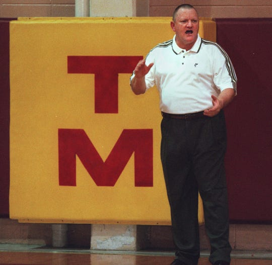 Bobby Craig has been the longtime boys basketball coach at Tuloso-Midway High School.