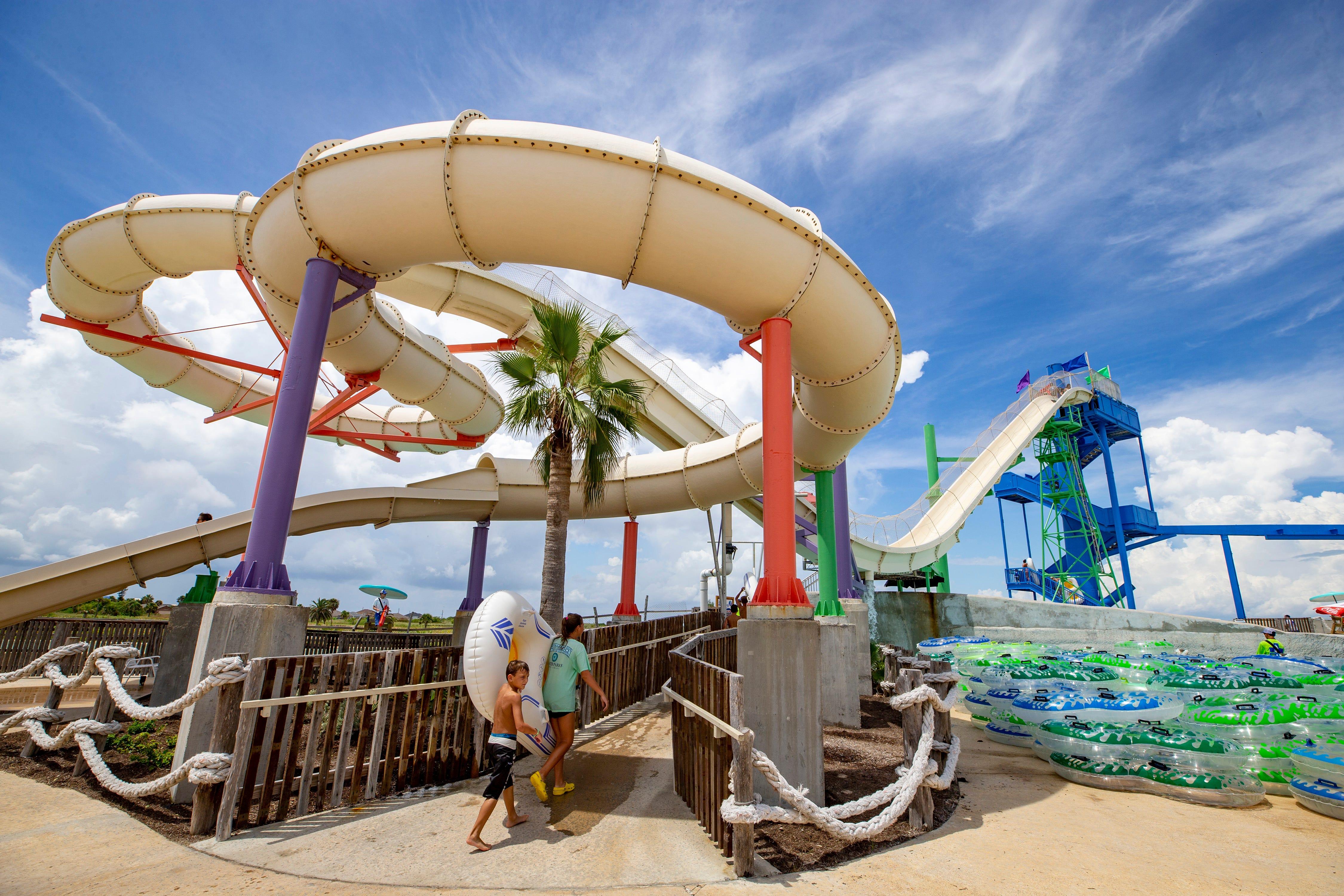 What's new at Waves Resort Schlitterbahn Waterpark in Corpus Christi