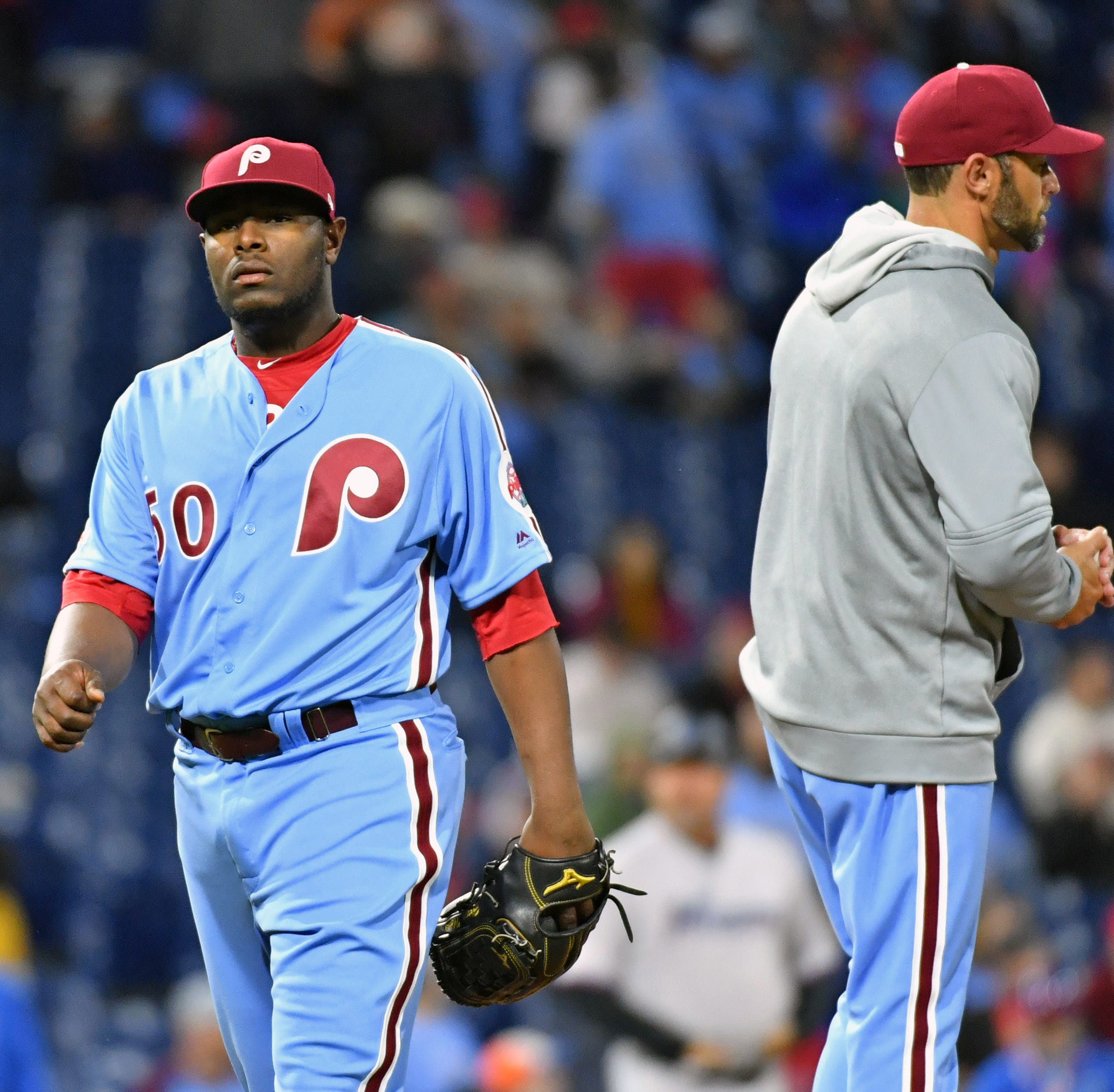 Observations from Phillies' extra-inning loss to the Marlins