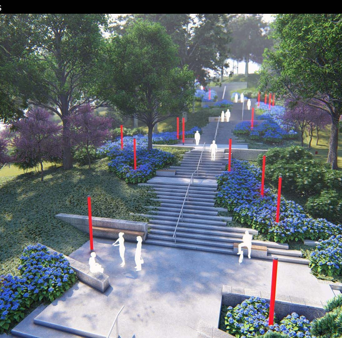 Soon, you'll be able to climb from Walnut Hills to the Cincinnati Art Museum