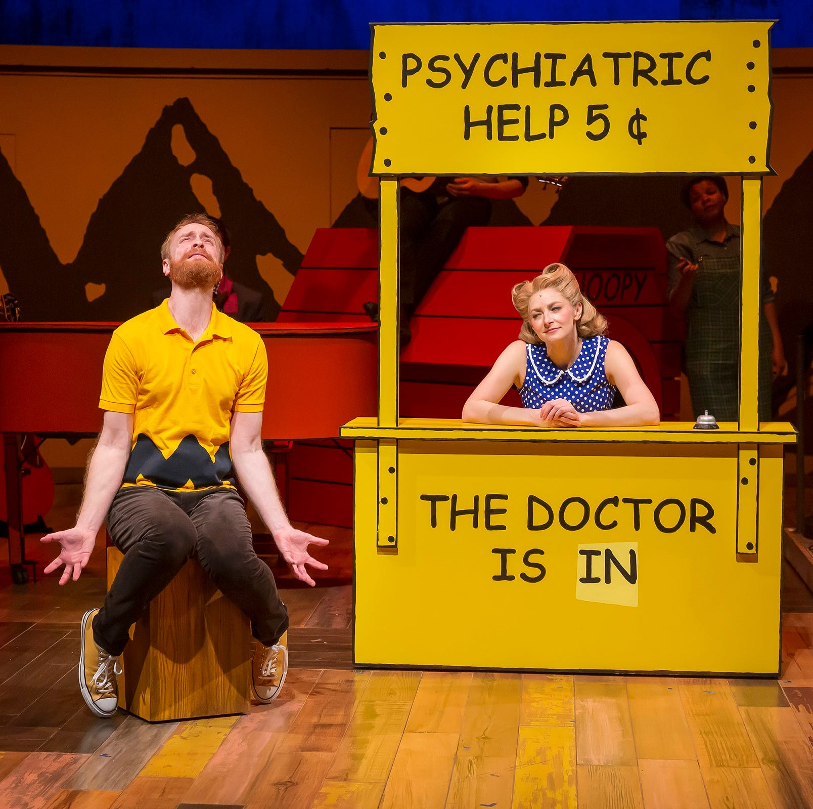 'Charlie Brown' at the playhouse is sweet for kids, sharp for adults