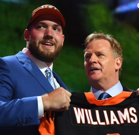 Analysis: Jonah Williams pick impactful as they come, but Dwayne   Haskins cloud follows him