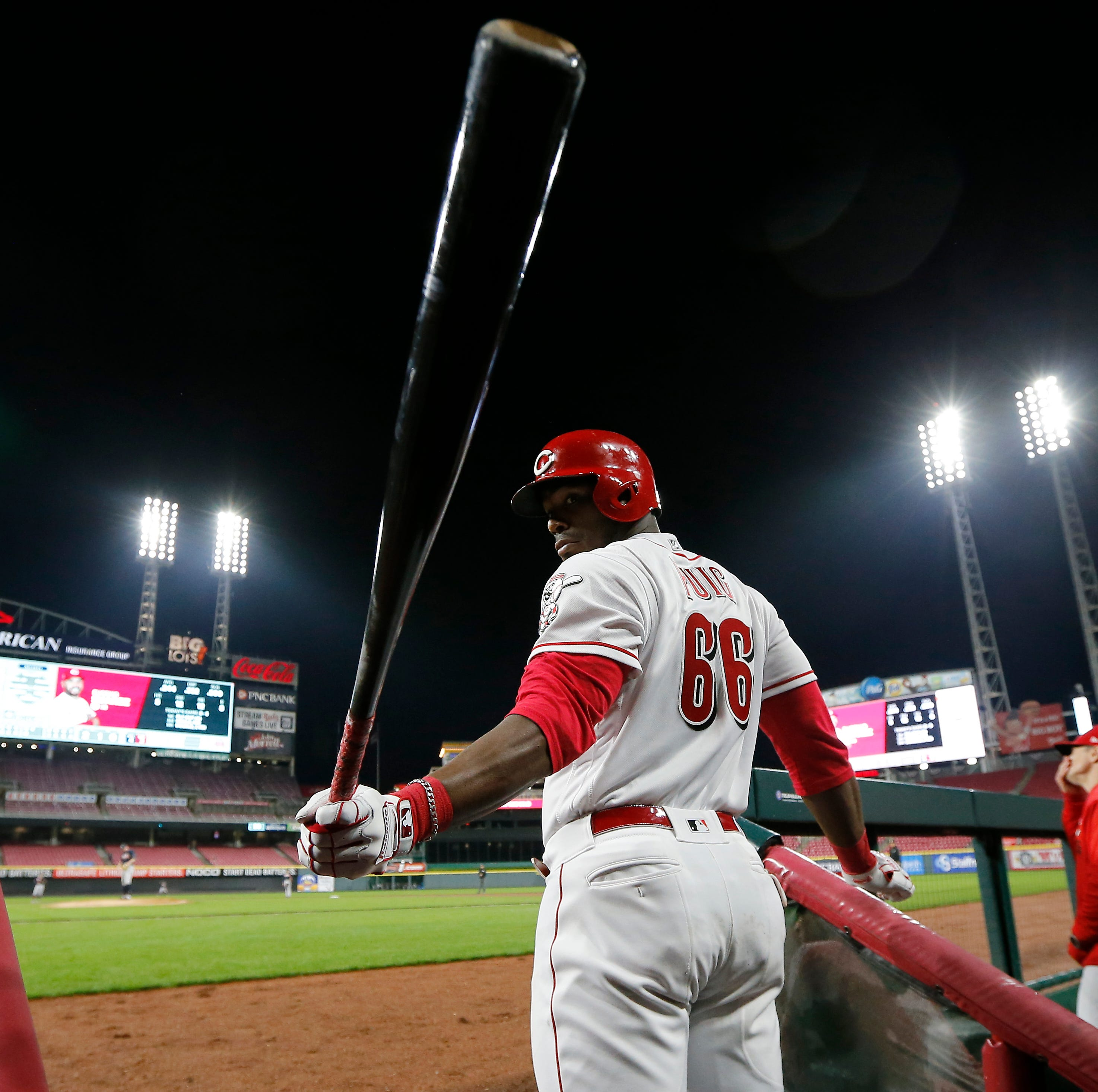 MLB Network's Eric Byrnes predicts May breakout for Cincinnati Reds' Yasiel Puig