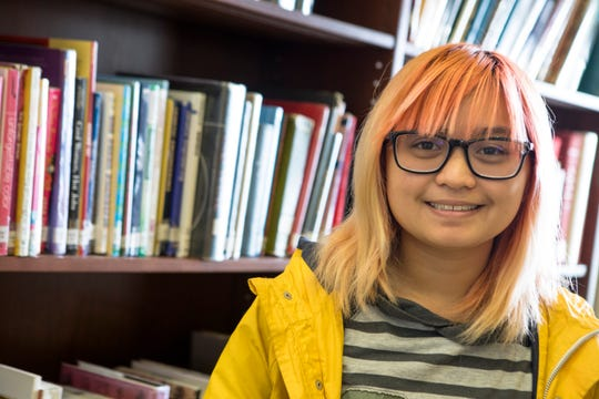 Gabrielle Chiong, 16, a Walnut Hills High School junior, earned a perfect score on the ACT college entrance exam the third time she took it.