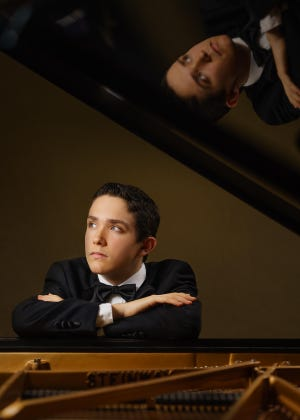 Talon Smith, one of the winners of the 2018 Enlight Prize at the Art of the Piano festival, will present Spotlight: Art of the Piano on May 2 at the Weston Art Gallery.