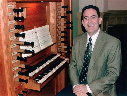 Terry McCandless will perform at 3 p.m. May 5 at the Coshocton Presbyterian Church as part of the annual Dogwood Festival.