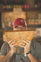 Darren Vanden Berge, a cheesemonger from The Cheese Shop in Des Moines will be competing in Cheesemonger Invitational competition in Chicago on Sunday, April 28.