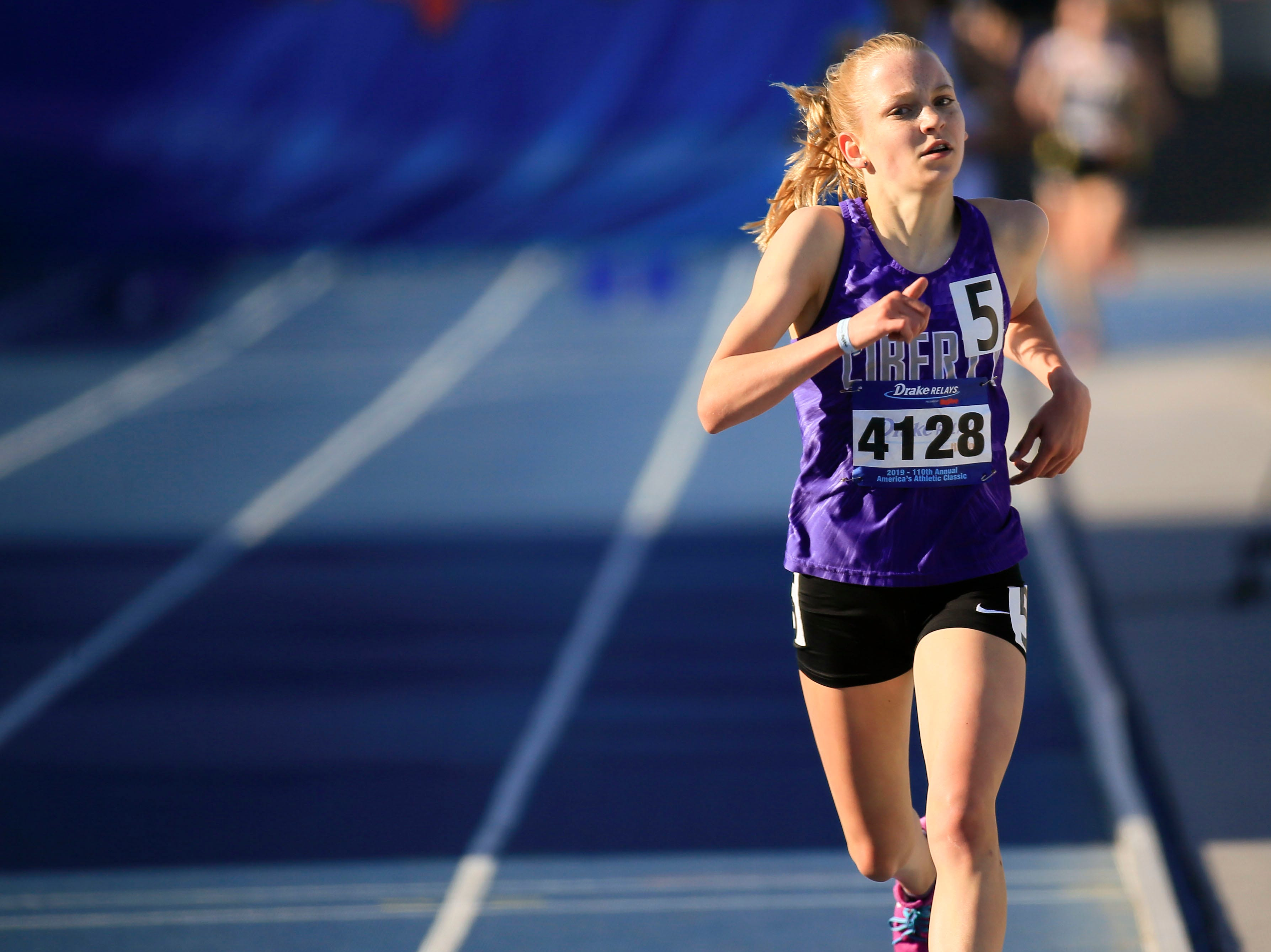 Introducing the Des Moines Register's 2019 All-Iowa girls' track-and-field team
