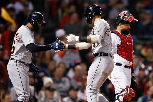 Detroit Tigers sweep Boston Red Sox in doubleheader: 3 observations from win