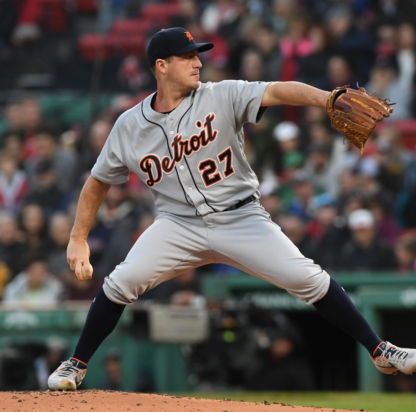 Detroit Tigers' fans frustrated me this weekend