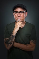 Bobcat Goldthwait, 56, got his start in comedy in the 1980s.