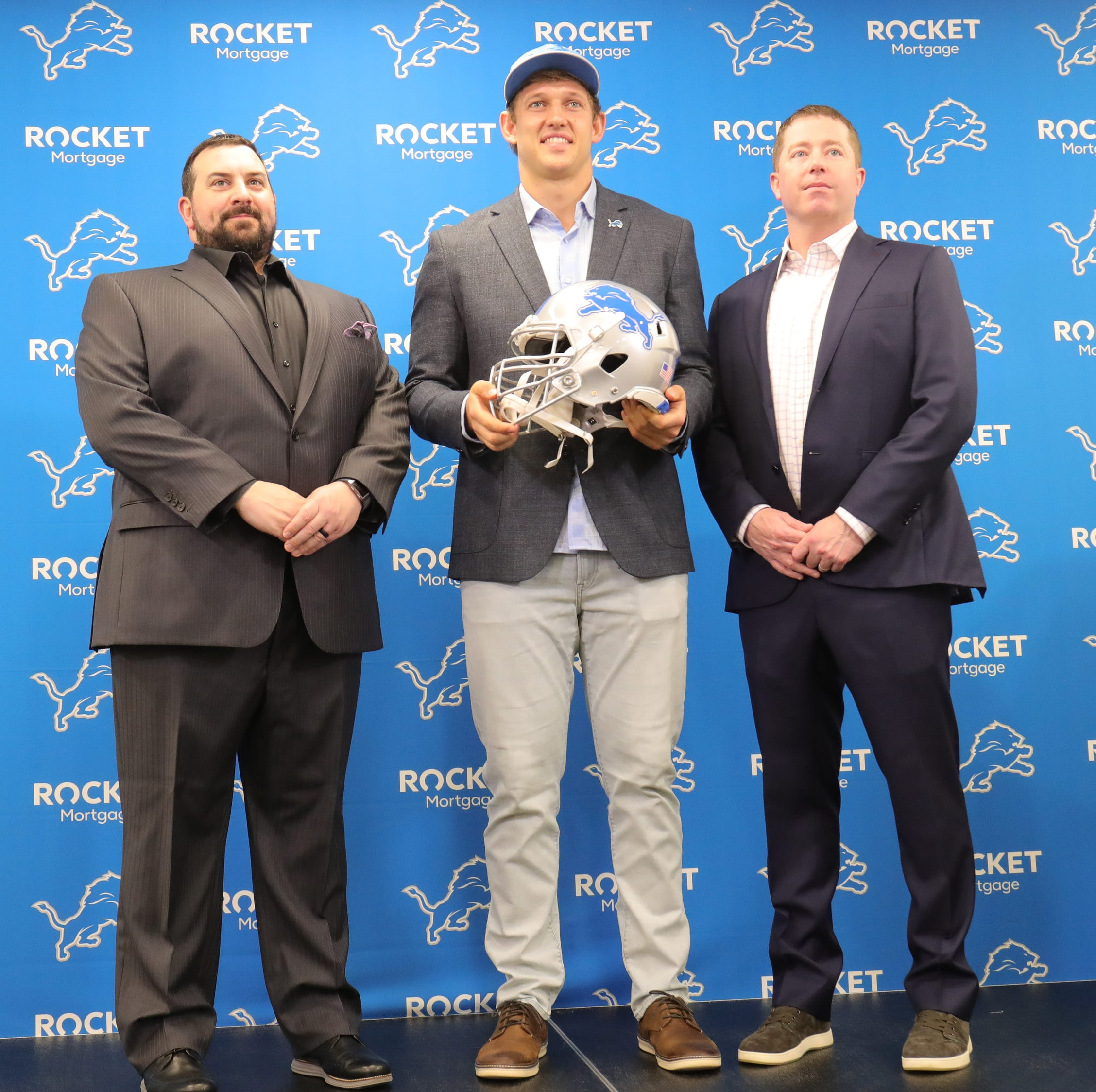 Detroit Lions 2019 NFL draft grades: C-plus and now much to prove