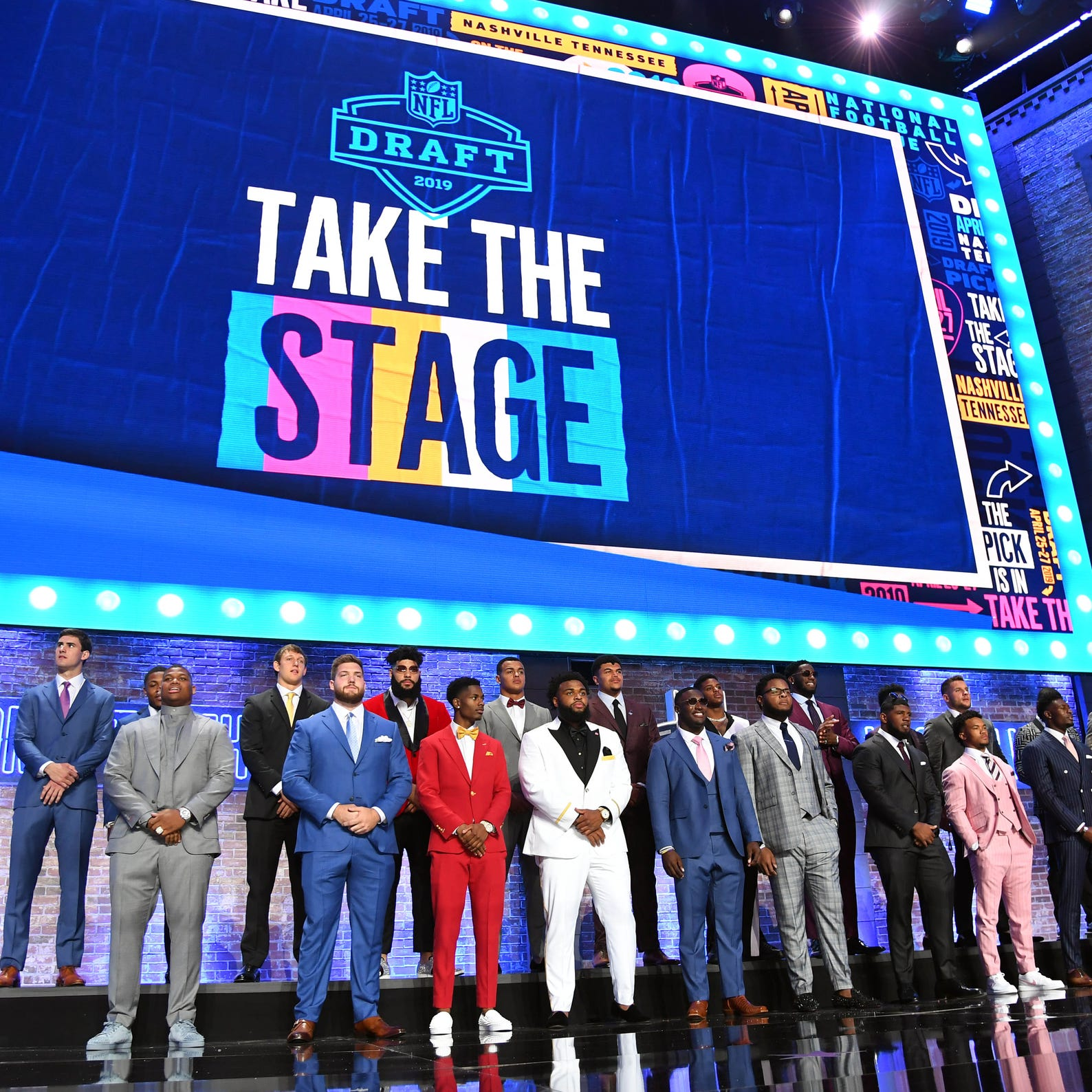 Live blog: 2019 NFL draft updates, pick tracker; Detroit Lions pick 8th
