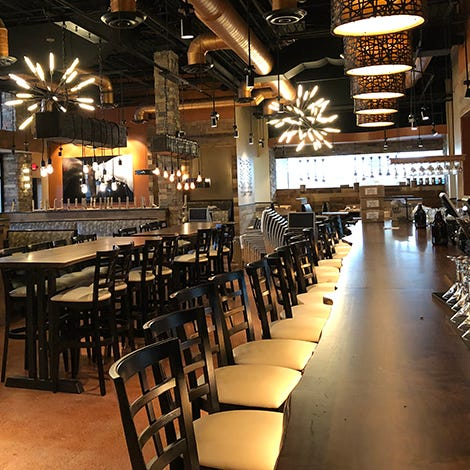 Sedona Taphouse opening soon at Twelve Oaks Mall in Novi