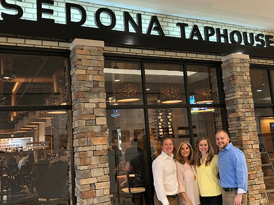 The owners of Sedona Taphouse in Novi.