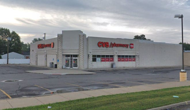 CVS located at 3647 Dix Highway in Lincoln Park.