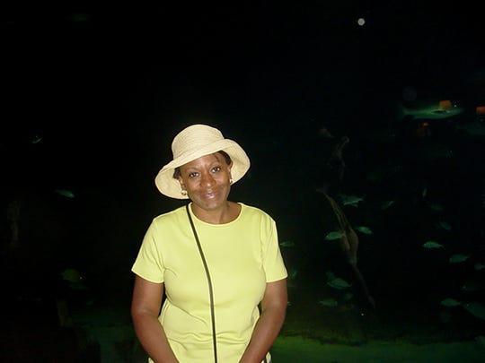 Gerri Toney as seen in 2002, about a decade before her Alzheimer's disease symptoms began.