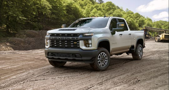 Developing popular and profitable vehicles like the 2020 Chevrolet Silverado 2500 HD also require massive resources.