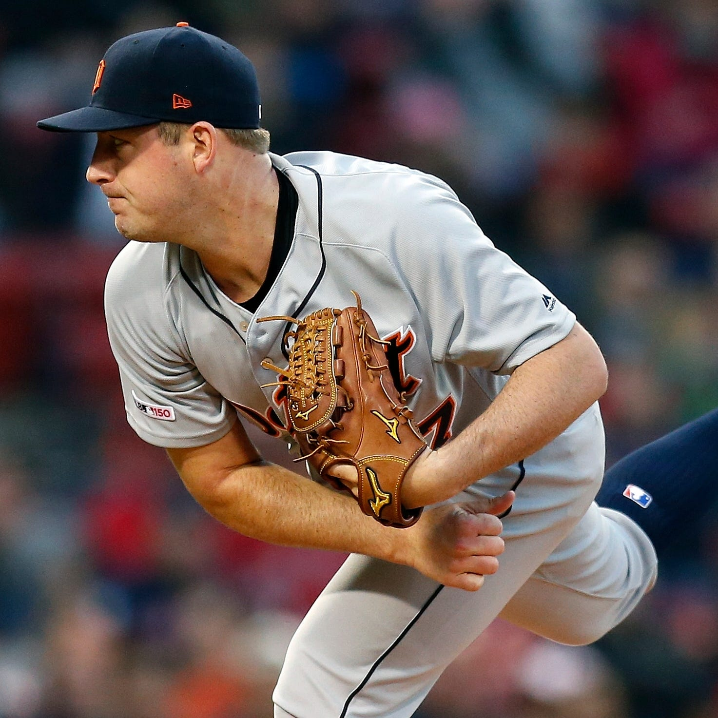 Best-case scenario: Zimmermann dodged second Tommy John surgery, for now
