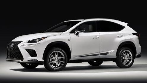 The 2019 Lexus NX