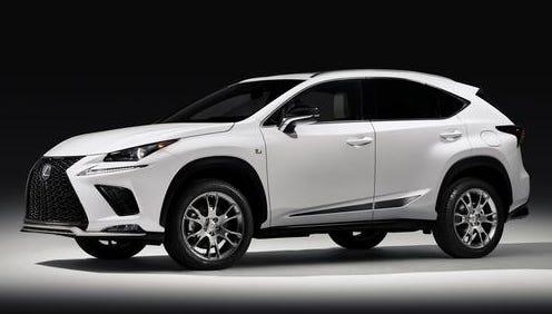 The 2019 Lexus NX